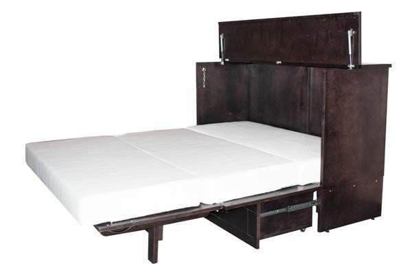 Best Sleep Centre Inc. Cabinet Beds Aztec