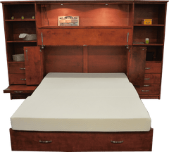 Best Sleep Centre Inc. Cabinet Beds Park Avenue