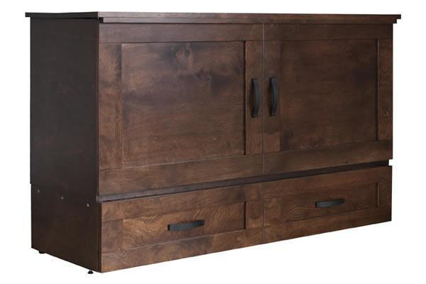 Cape Cod Cabinet Bed
