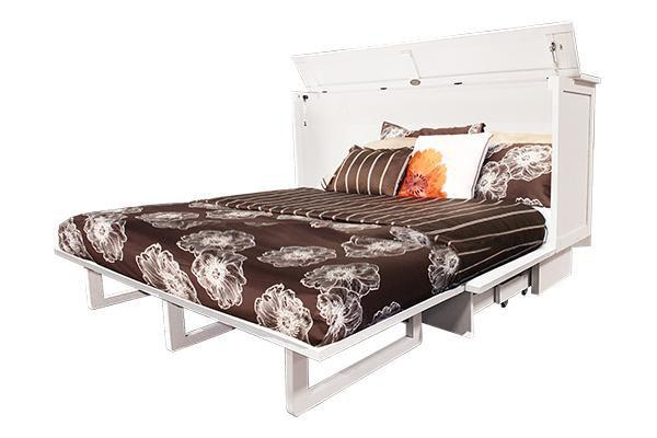 Best Sleep Centre Inc. Sleep Chests Queen / White Madrid Sleep Chest