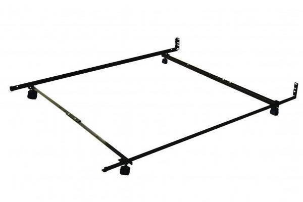 Best Sleep Centre Metal Frames King Caster Low Profile Frame