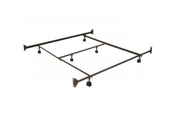 Best Sleep Centre Metal Frames Queen Caster HB-FB Connecting Frame