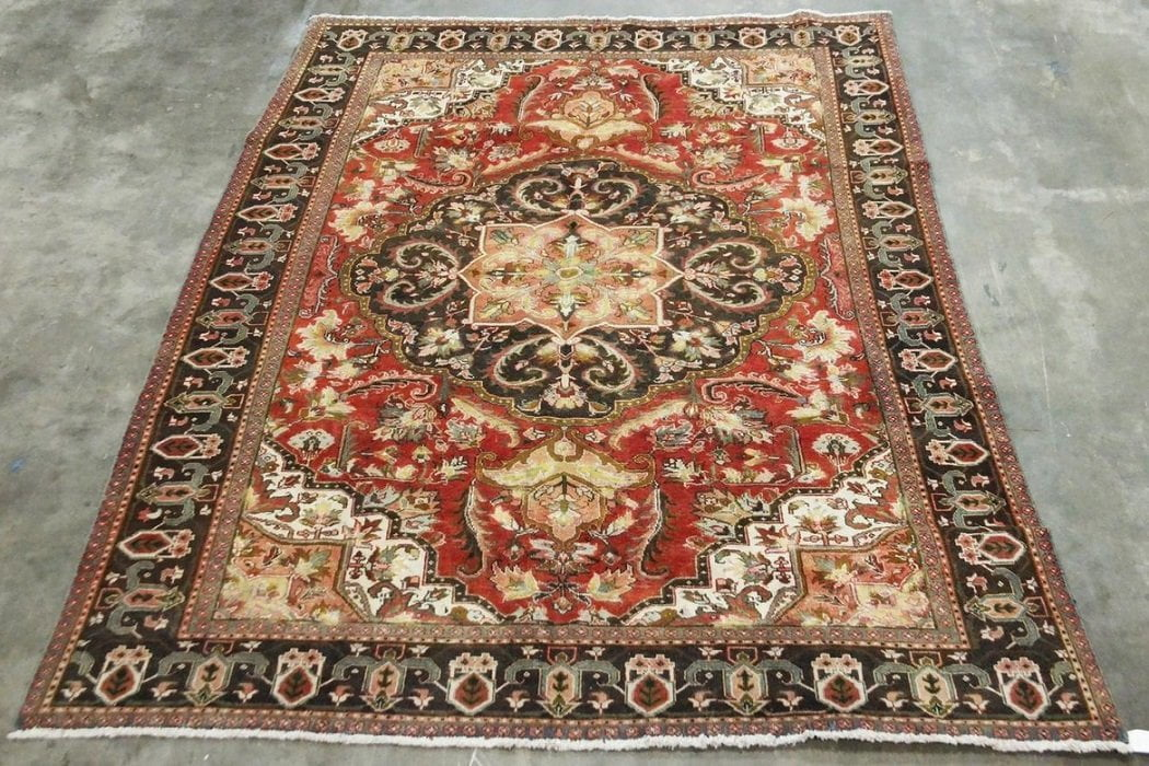 Best Sleep Centre Opportunity Buys Wayfair Returns Lot 667 - Ahar Persian Area Rug Made In Iran Highest Quality