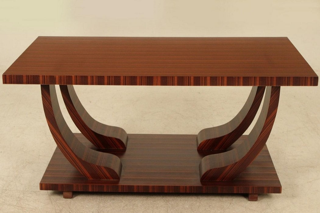 Best Sleep Centre Opportunity Buys Wayfair Returns Lot 719 - Rosewood Veneered Coffee Table