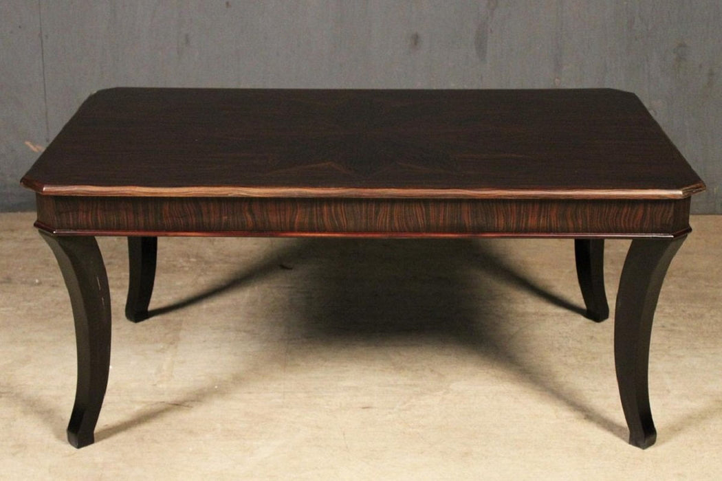 Best Sleep Centre Opportunity Buys Wayfair Returns Lot 801 - Beautiful Handcrafted Rosewood Inlay Coffee Table