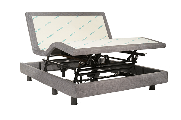 Harmony Electric Adjustable Home Care Beds Harmony Hi-Low Adjustable Base