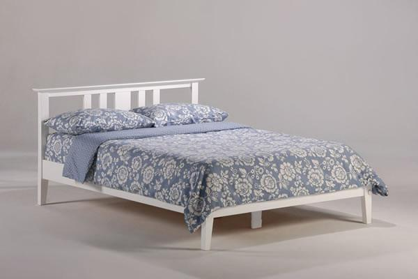 Night and Day Furniture Bedroom Twin / White Thyme