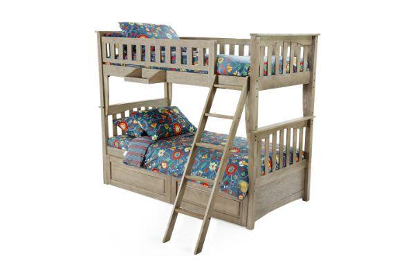 Sailboat Twin over Twin Bunk Bed