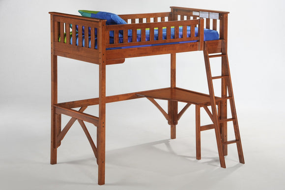 Ginger Twin Loft Bed