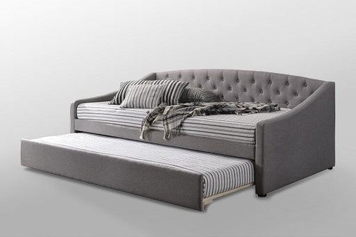 Night and Day Furniture Daybeds Light Grey Saint Lawrence Daybed