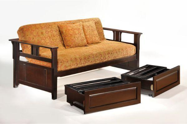 Night and Day Furniture Daybeds Teddy R Daybed