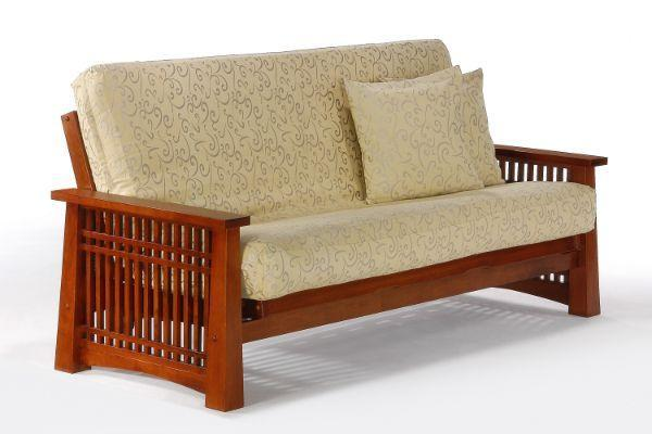 Night and Day Furniture Futons Solstice Futon Frame