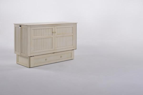 Night and Day Furniture Sleep Chests Daisy Murphy Cabinet Bed