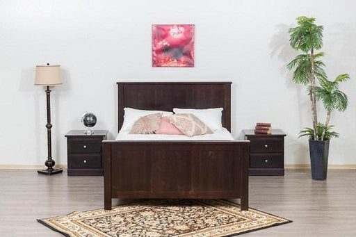 Panel Pine Headboard Only