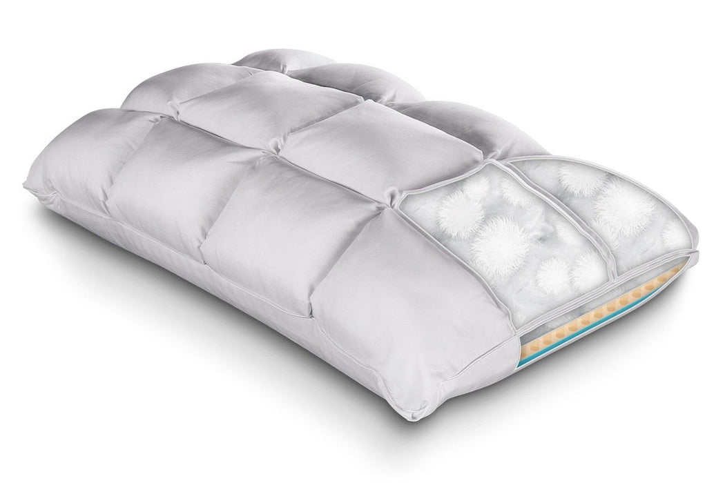 PureCare Pillows Queen SUB-0° SoftCell Chill Frio