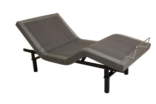 W. Silver Products Electric Adjustable Beds Twin XL / Graphite Silver Series SS-32