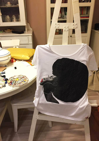 Stylish Handmade Artistic T Shirts