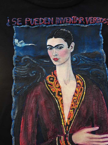 """ Autorretrato con traje de terciopelo"" - Frida Kahlo 1927. Hope, love and magic on my Artistic T-shirt."