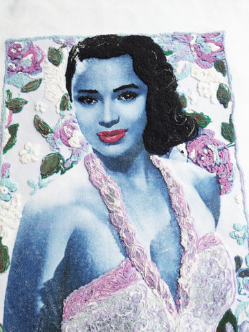 dorothy dandridge t shirt art tshirt black celebrity