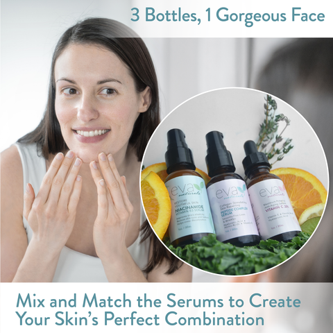 Image of Natural Firm & Glow Skincare Bundle