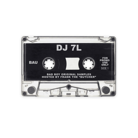 Bad Boy Original Samples Mix (Cassette)