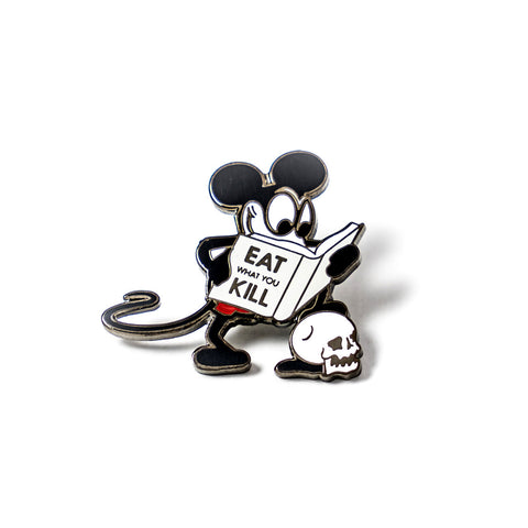 """Mouse"" B.A.U. x Pintrill Pin"