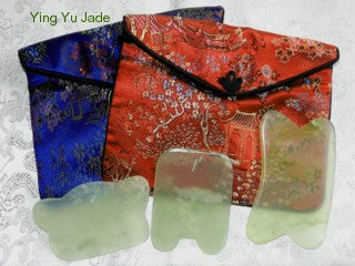 Silk Pouch for Gua Sha Tools