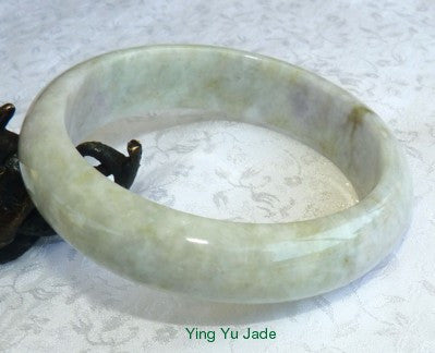 color bangle il mint jade green gemstone bracelet jadeite etsy bangles market celadon in nephrite light genuine