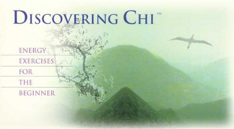 Discovering Chi: Energy Exercises for the Beginner VHS Format
