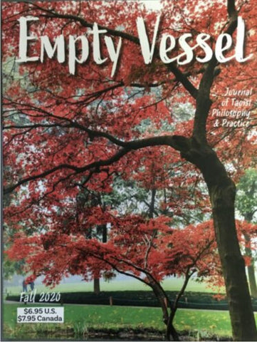 Free with Purchase $88+ Empty Vessel Magazine  -  Add to Cart