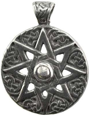 Star of Ur amulet