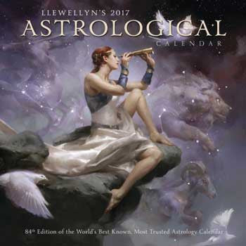 2017 Astrological Calendar by Llewellyn
