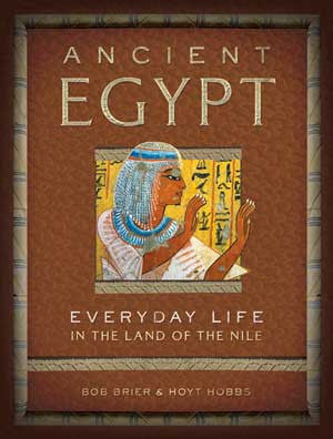 Ancient Egypt (hc) by Brier & Hobbs