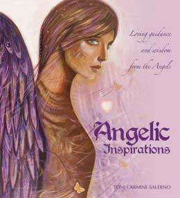 Angelic Inspirations (hc) by Toni Carmine Salerno