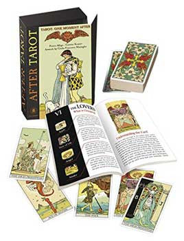 After Tarot deck & book by Alligo & Kenner