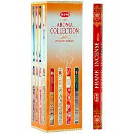 Aroma Collection HEM stick box of 25