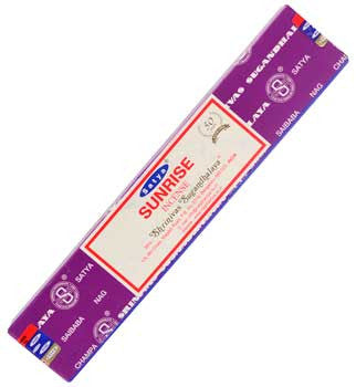 Sunrise satya incense stick 15 gm