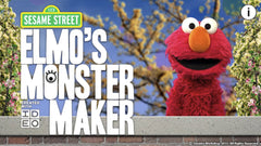 Coe and Adam's Quick Prototype Eventually Led to the Elmo Monster Maker App