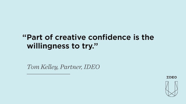 tom kelley on how to inspire creativity in your company ideo u
