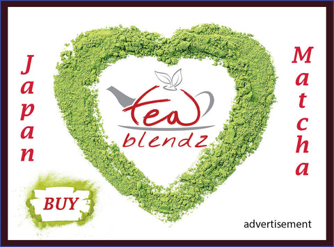 Tea Blendz Matcha