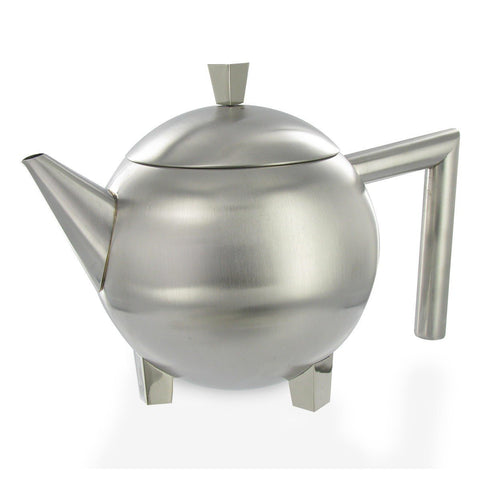 27oz Stainless Steel Teapot