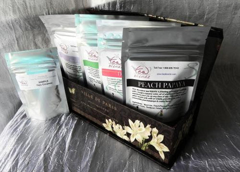 Buy Small Gift Basket Online | Tea Blendz