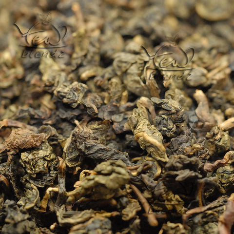 Buy Tea Blendz, Ti Kuan Iron Godess Oolong Tea | Tea Blends