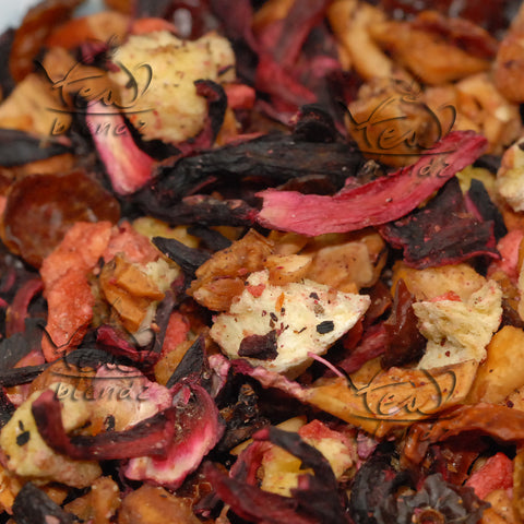 Buy Raspberry Cream Online Fruit Blend Tea | Tea Blendz