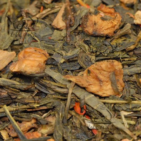 Tea Blendz Cinnapple flavoured Sencha Green Tea