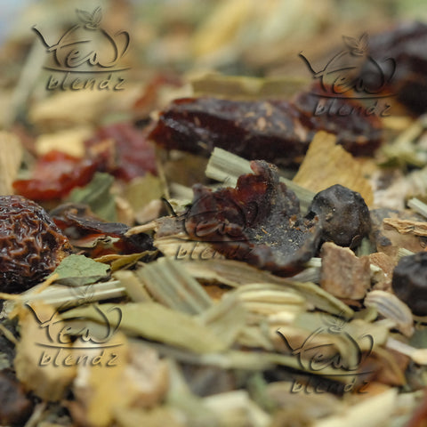 Invigorating Herbal Blend