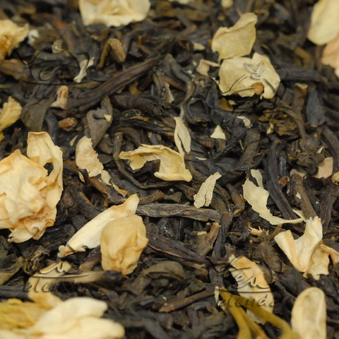 Buy Jasmine with Flowers Online Green Tea | Tea Blendz