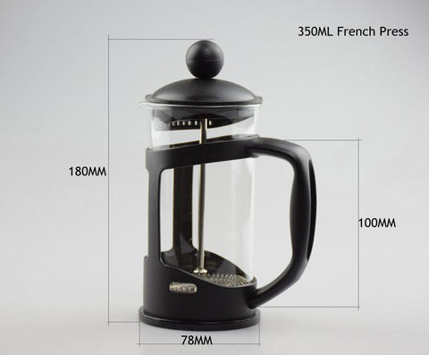 Heat Resist French Press plunger style