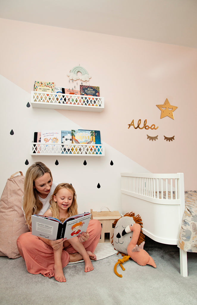Book corner for kids