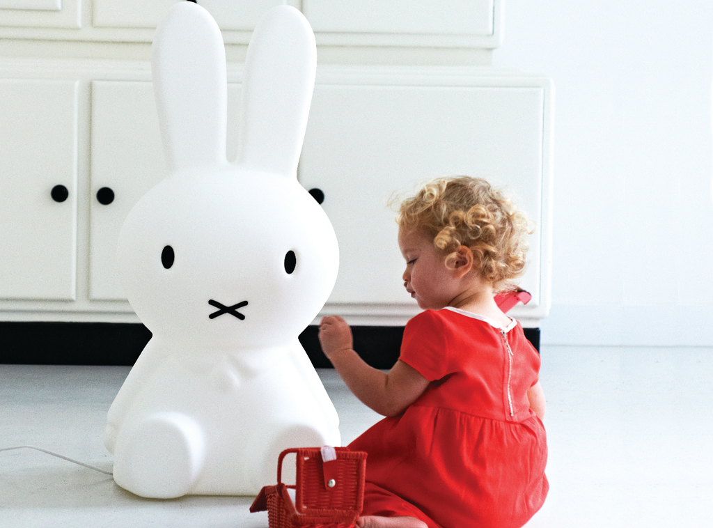 Miffy Lamps And Friends By Mr Maria The Modern Nursery